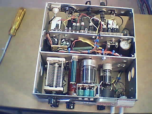 35-Watt 1710 kHz AM Transmitter
